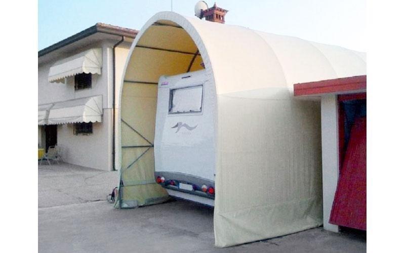 Planen für Wohnmobilüberdachungen