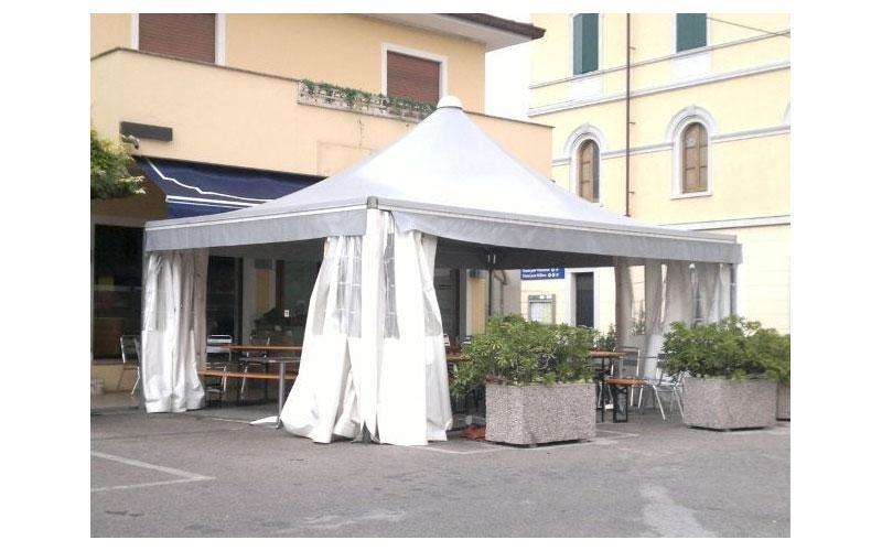 Pavillons für Restaurants