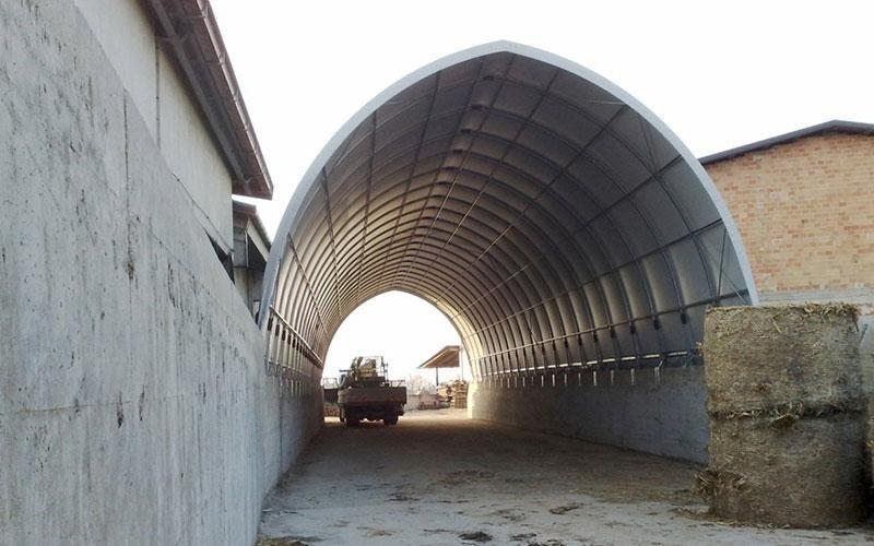 tunnel per trincee