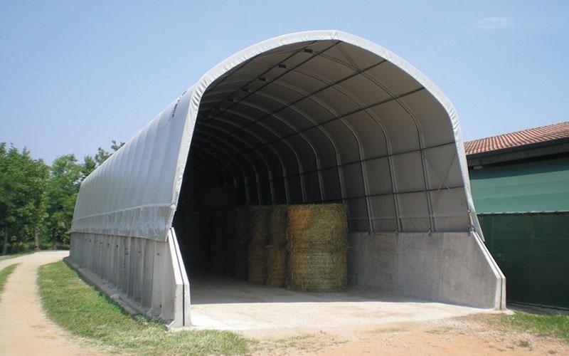 costruzione silos