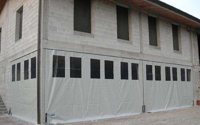 tamponamento pareti