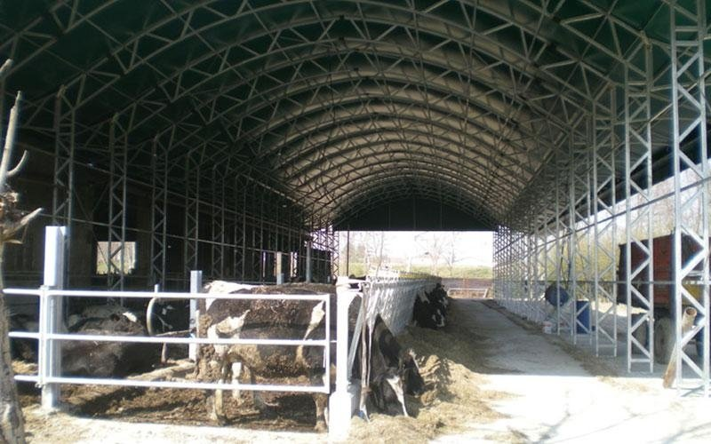 strutture per stalle