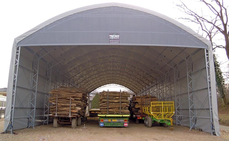 Straight leg tunnel