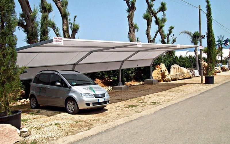 Car  park covers