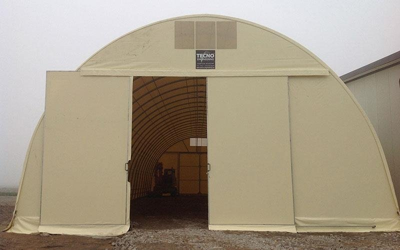 Floriculture shed