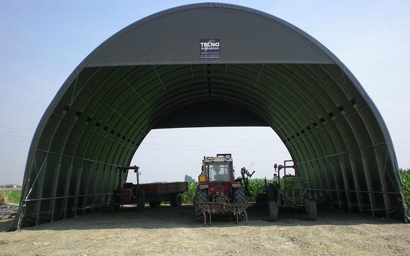 copertura trattori