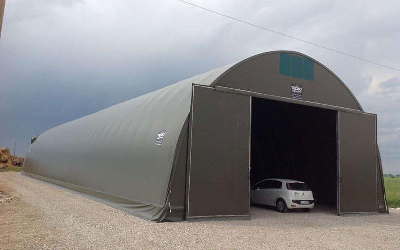 Vehicle shelter