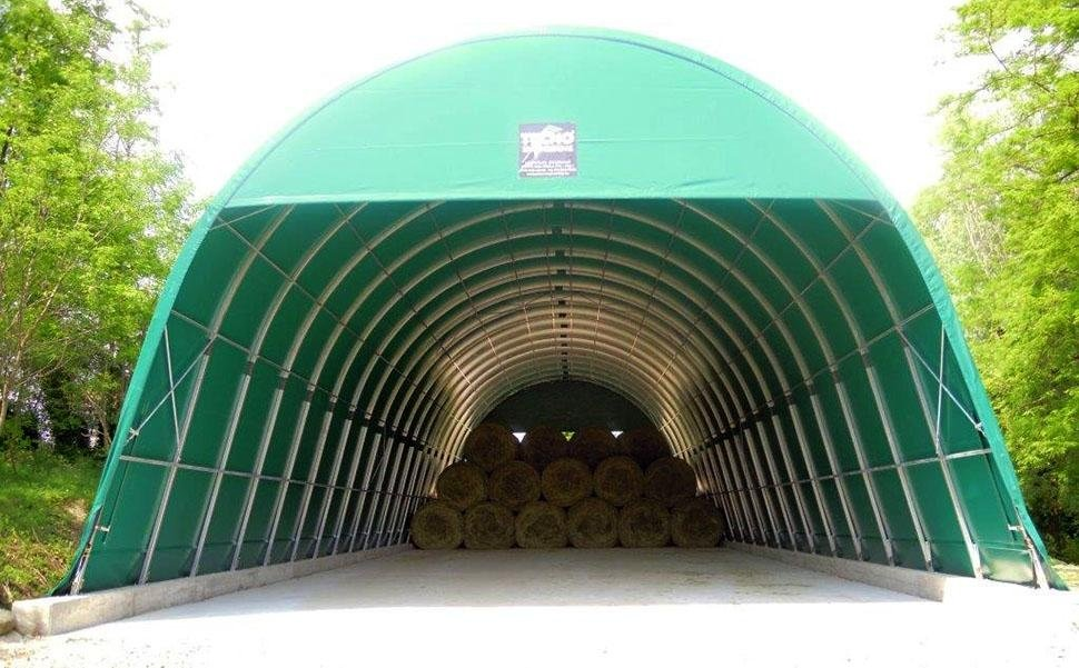 tunnel ad arco singolo ast