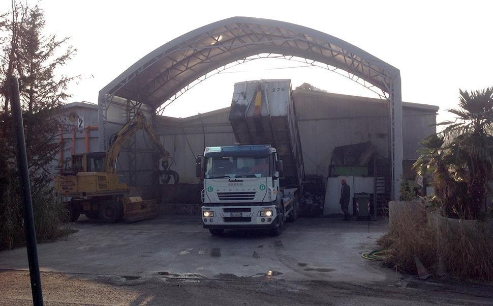 tunnel in telo