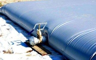 Fluid Ball flexible tanks