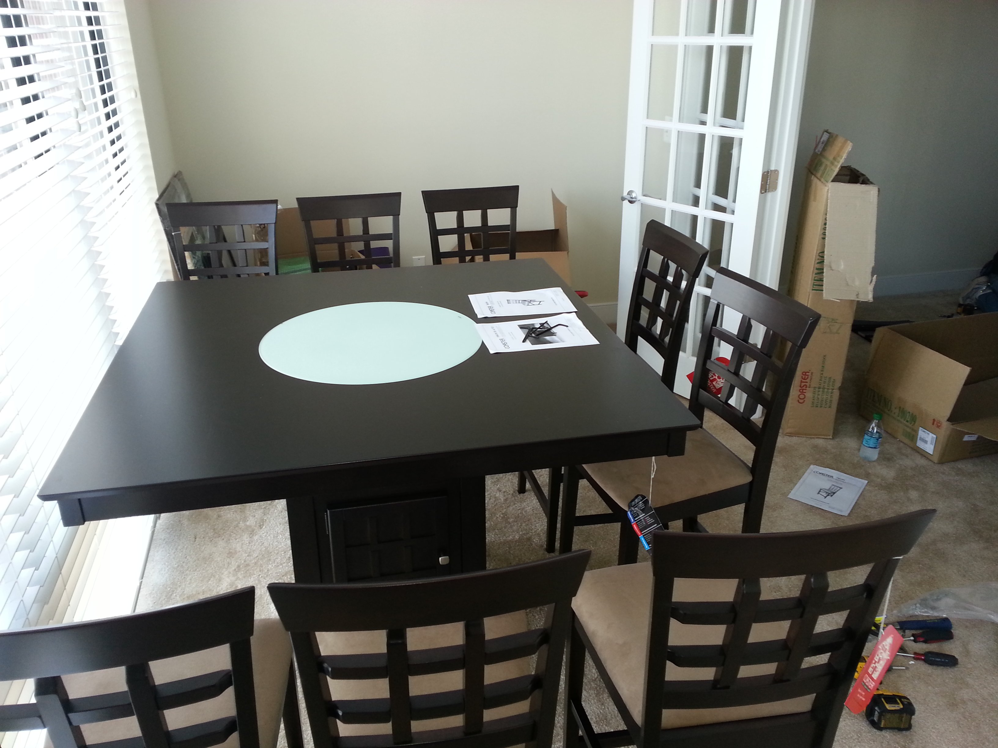 dining table assembly service in Baltimore MD