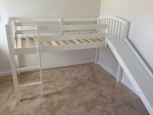 Bunk Bed with Slide assembly service in Pasadena MD