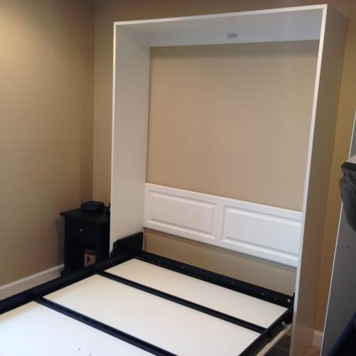 bretta wall bed assembly service in Great Falls VA