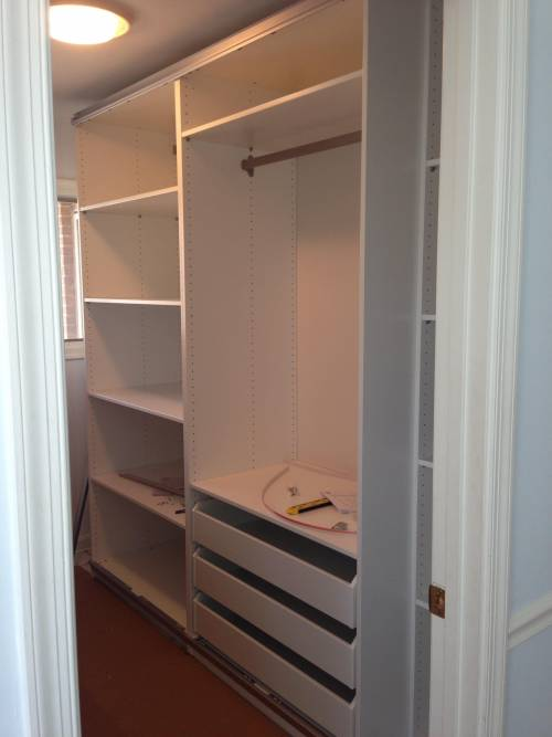 brimnes wardrobe assembly service in Baltimore MD