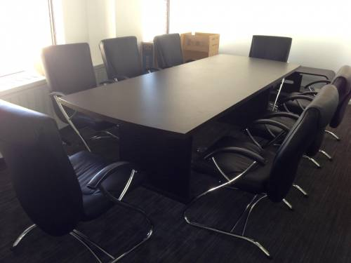 conference desk assembly service in Washington DC