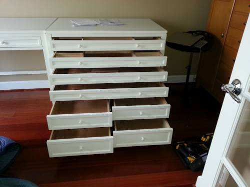 flat file cabinet assembly service in Owings Mills MD
