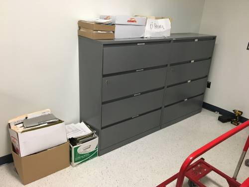 Global file cabinet assembly service in Aberdeen MD