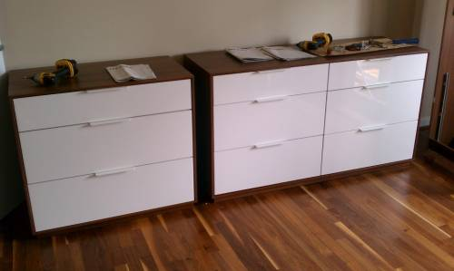 IKEA file cabinets assembly service in Potomac MD