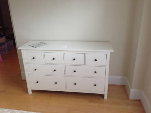 ikea hemnes dresser assemble services in Upper Marlboro MD