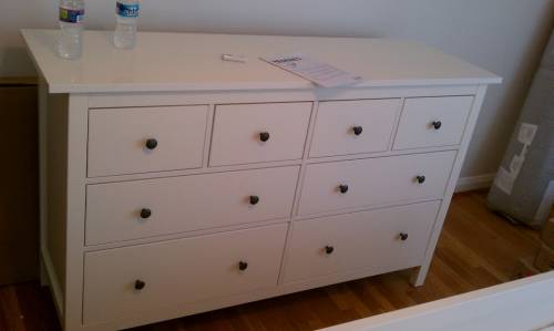 ikea hemnes dresser assembly service in Greenbelt MD