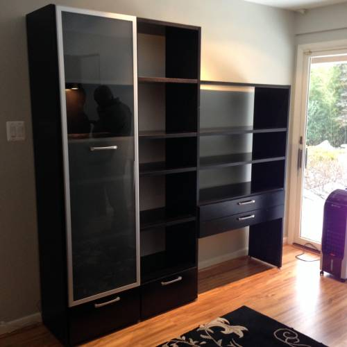 ikea wall unit assembly service in Washington DC