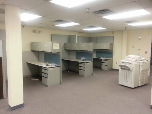 office cubicles installation service in Columbia MD