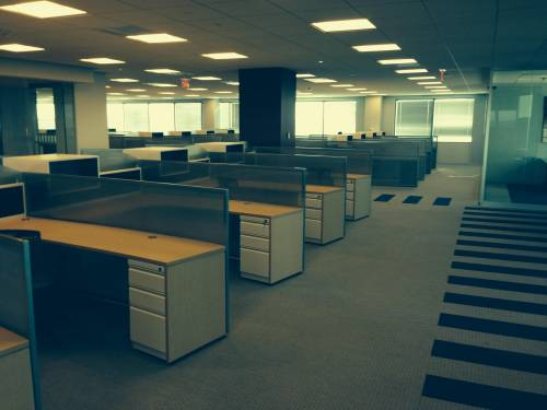 Office Furniture Reconfiguration Service In DC MD VA