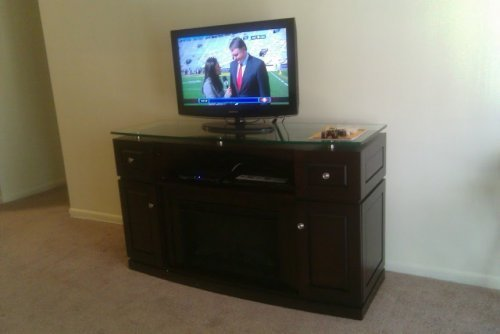 Walmart TV stand assembly service in Gaithersburg MD