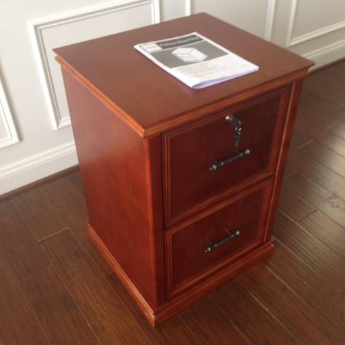 walmart 2 drawer cabinet assembly service in Ashton MD