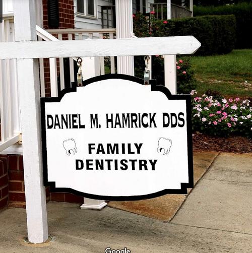 Daniel M Hamrick DDS