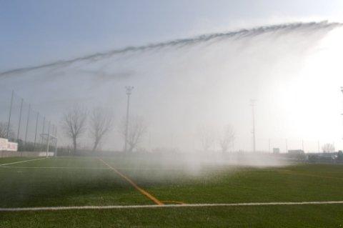 irrigazione impianti sportivi