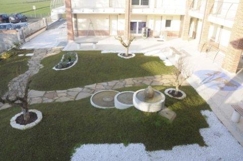 manutenzione giardino condominiale