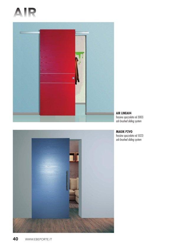 Porta blindata Air