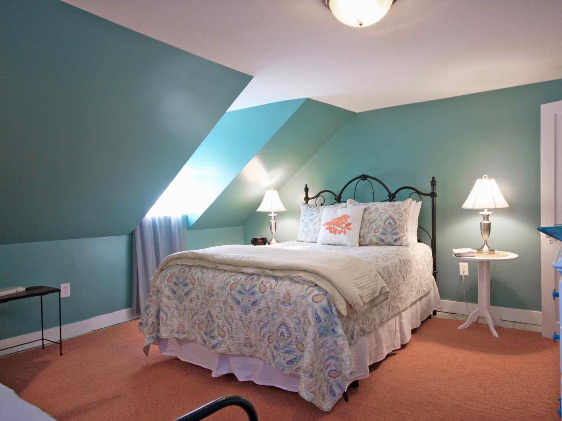 Acadia Suite bedroom