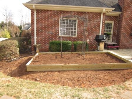 Landscape Contractor Greenville, SC