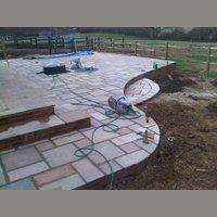 New patios - Epsom - Cranleigh Builders Ltd - new Builds 5
