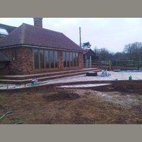 Brickwork - Farnborough - Cranleigh Builders Ltd - new Builds 6