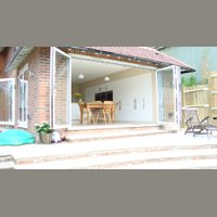 New patios - Epsom - Cranleigh Builders Ltd - Extensions 5