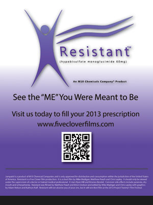 Resistant Poster2