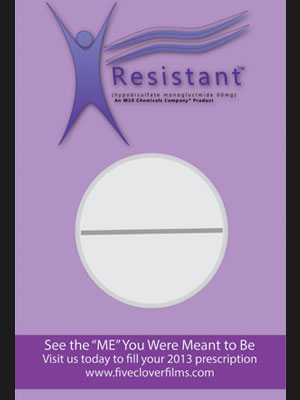 Resistant Poster