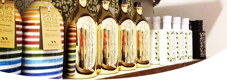 varietà di olio extra vergine di oliva