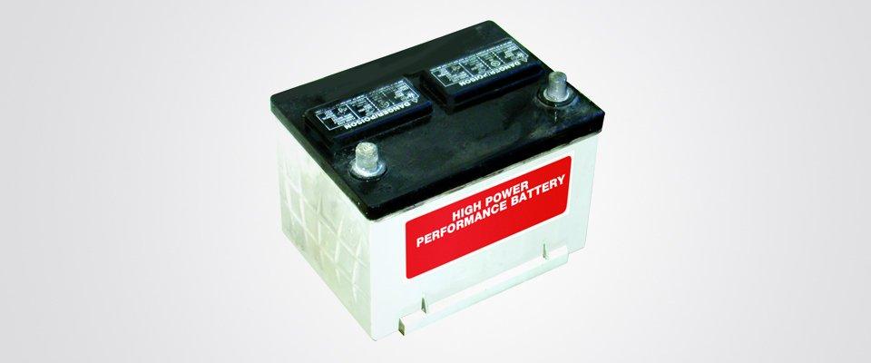 high power performance battery