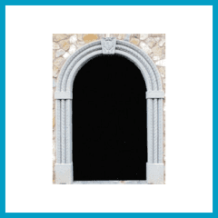 Arco in marmo