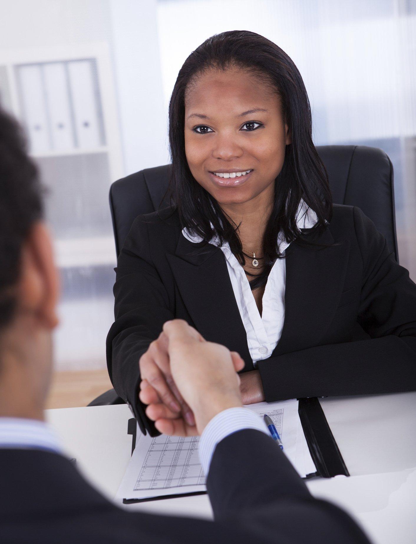 Employee Hired Meeting, Recruiting Agency in Buffalo NY