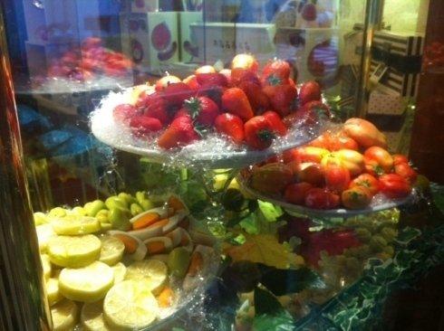 Frutta zuccherata