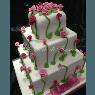 torte per matrimonio