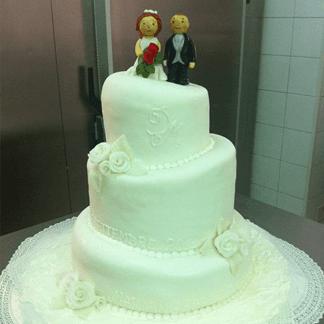 torta matrimionio
