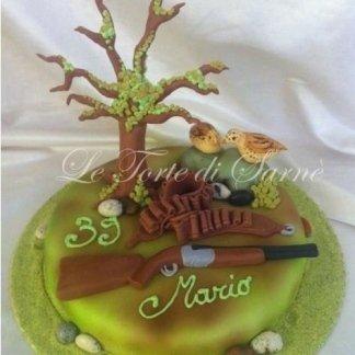 torta da caccia