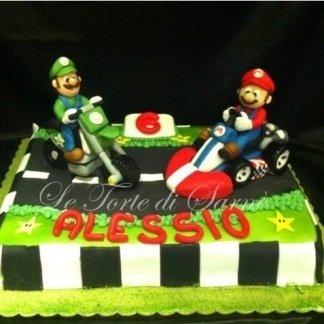 torta mario kart