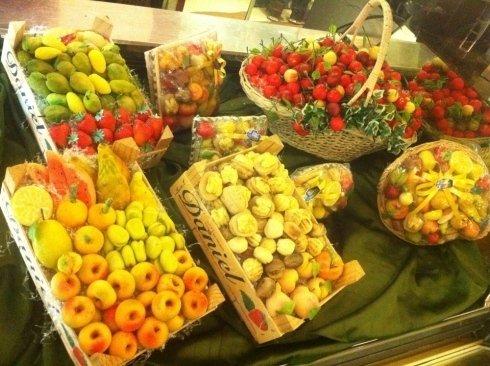 frutta decorazione